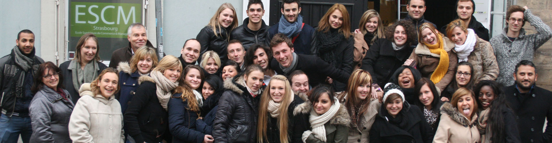 ESCM Strasbourg BTS MUC par Alternance