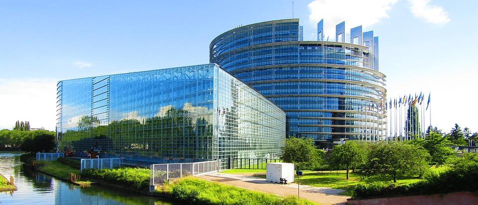 Campus Strasbourg Parlement Européen